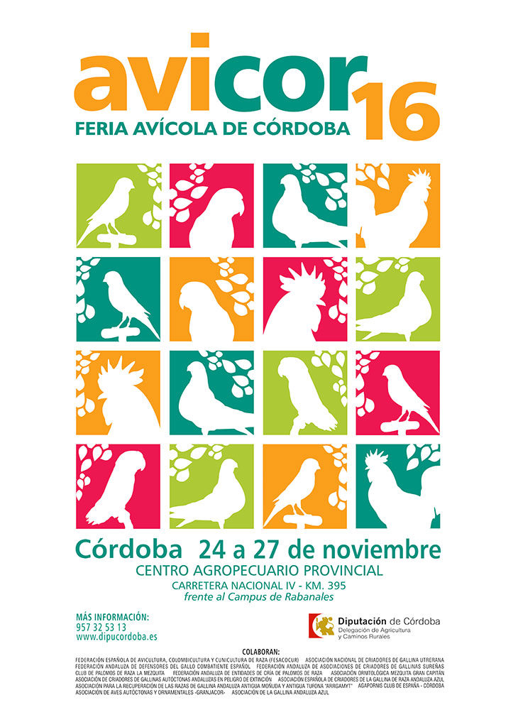 Carte AVICOR16 Córdoba