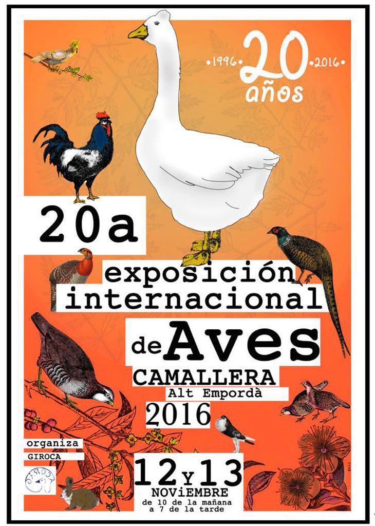 Cartel Camallera 2016