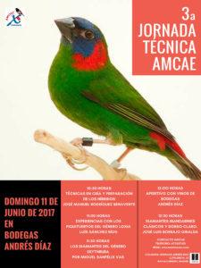 3ª Jornada AMCAE 2017 @ Bodegas Andrés Díaz | Navalcarnero | Comunidad de Madrid | España