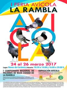 """I Feria Avícola """"La Rambla"""" @ Naves de Cerámica"""