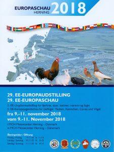 Europaschau 2018 Herning
