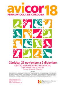 Avicor18 - Feria Avícola de Córdoba @ Centro Agropecuario Provincial | Córdoba | Andalucía | España