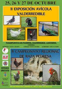 II Exposición Avícola Valderredible 2019 @ Polideportivo de Polientes s/n , Polientes, Valderredible, Cantabria | Medina-Sidonia | Andalucía | España